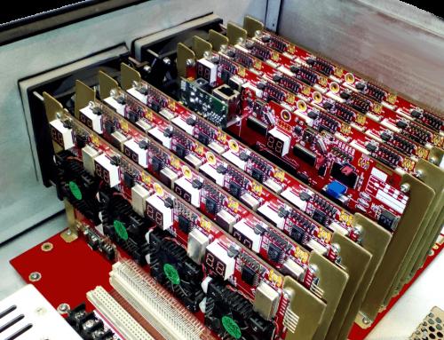 کلاستر FPGA با ۳۲ عدد FPGA سری Spartan6