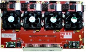کلاستر FPGA